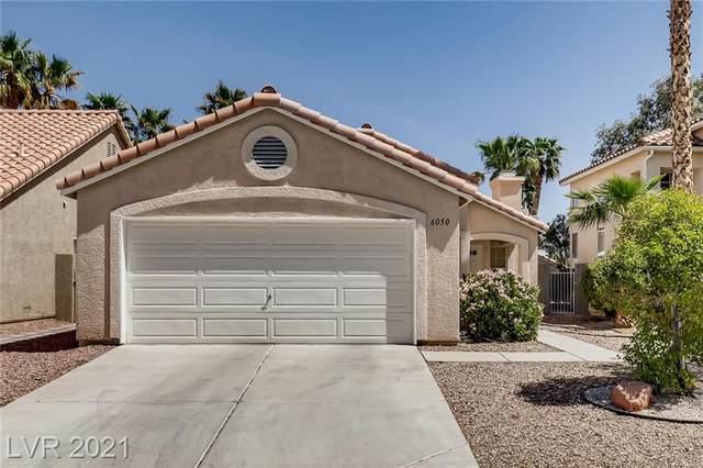 6050 Evening View Street, North Las Vegas, NV 89031 (MLS #2286936) :: Billy OKeefe | Berkshire Hathaway HomeServices