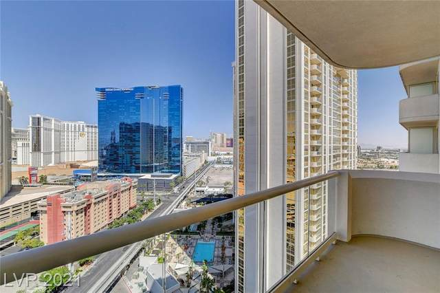 145 Harmon Avenue #1907, Las Vegas, NV 89109 (MLS #2286941) :: Vestuto Realty Group