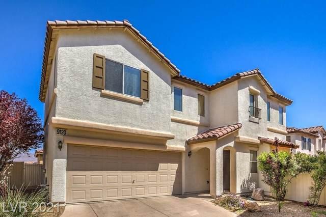 9120 Spoonbill Ridge Place, Las Vegas, NV 89143 (MLS #2286945) :: The Shear Team