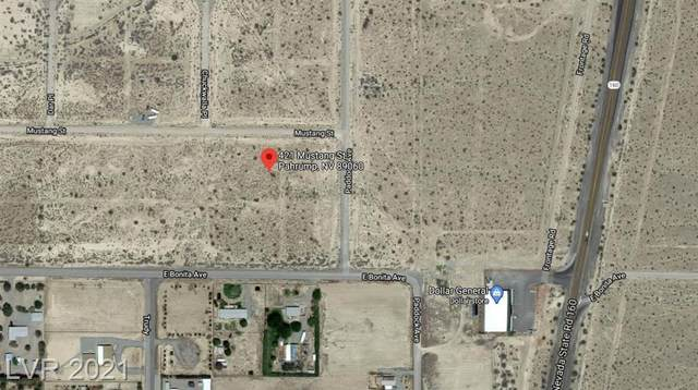 421 Mustang Street, Pahrump, NV 89060 (MLS #2286969) :: The Shear Team