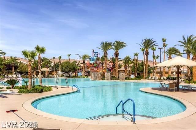 72 Gulf Pines Avenue, Las Vegas, NV 89148 (MLS #2286985) :: Signature Real Estate Group