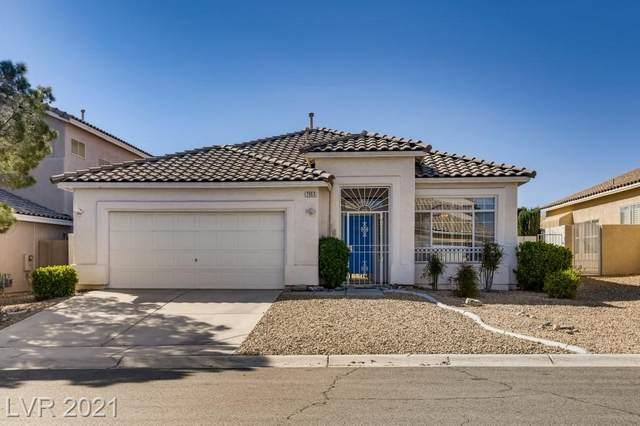 7955 Timber Horn Court, Las Vegas, NV 89147 (MLS #2286986) :: Custom Fit Real Estate Group