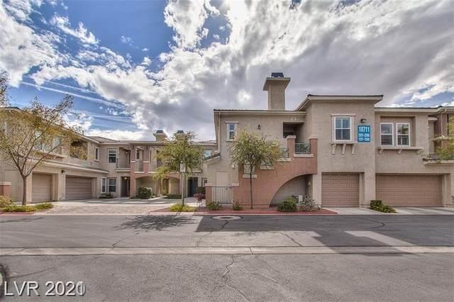 10711 Pappas Lane #103, Las Vegas, NV 89144 (MLS #2286994) :: Custom Fit Real Estate Group