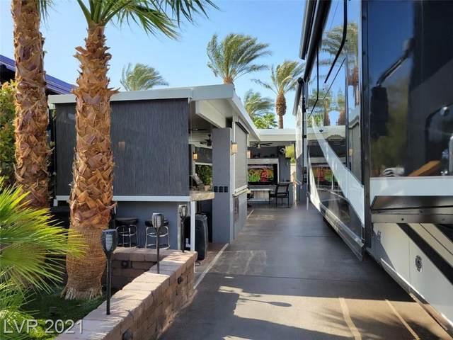 8175 Arville Street #160, Las Vegas, NV 89139 (MLS #2287027) :: Signature Real Estate Group