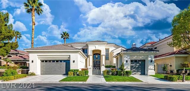 2048 Glenview Drive, Las Vegas, NV 89134 (MLS #2287038) :: Signature Real Estate Group