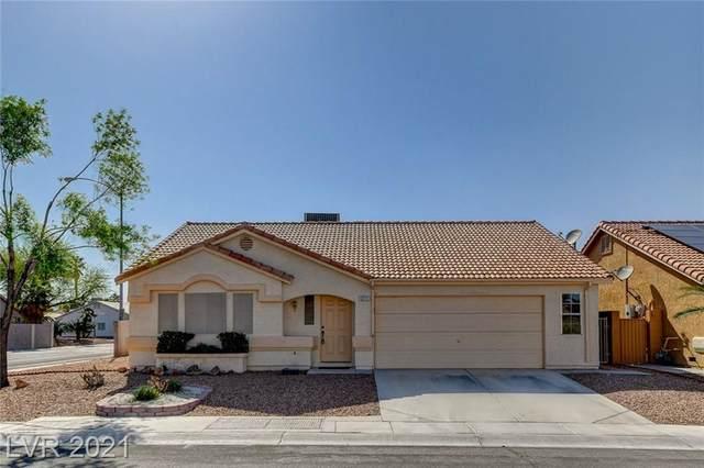 3711 Daisy Field Drive, North Las Vegas, NV 89032 (MLS #2287045) :: Jeffrey Sabel