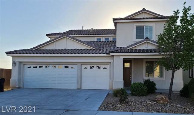 5105 Lawrence Street, North Las Vegas, NV 89081 (MLS #2287051) :: Billy OKeefe | Berkshire Hathaway HomeServices
