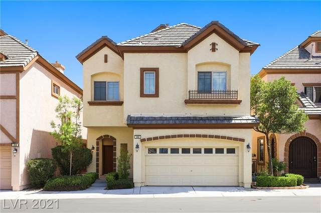 368 Hanbury Manor Lane, Las Vegas, NV 89145 (MLS #2287058) :: Custom Fit Real Estate Group