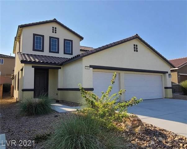 5109 Lawrence Street, North Las Vegas, NV 89081 (MLS #2287063) :: Billy OKeefe | Berkshire Hathaway HomeServices