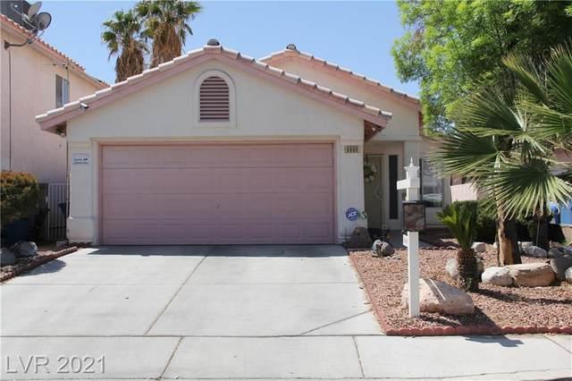 6909 Wineberry Drive, Las Vegas, NV 89119 (MLS #2287068) :: The Shear Team