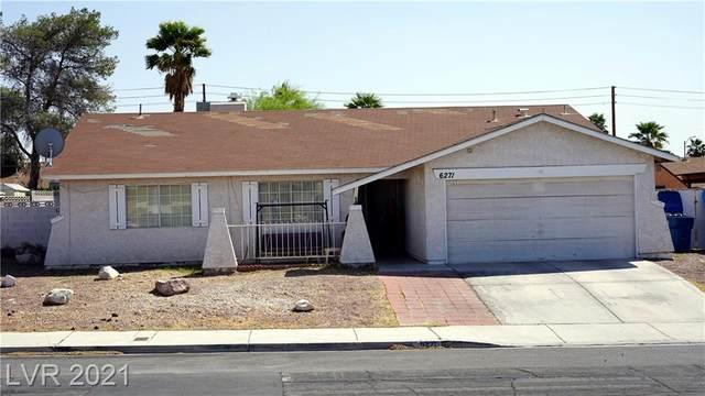 6271 Brynhurst Drive, Las Vegas, NV 89156 (MLS #2287070) :: Signature Real Estate Group
