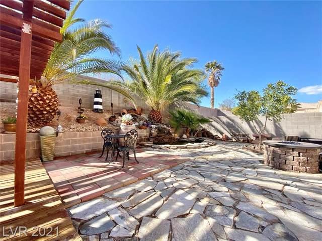 3933 Canyon Meadows Court, Las Vegas, NV 89129 (MLS #2287073) :: The Chris Binney Group | eXp Realty