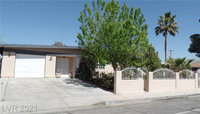 3812 El Parque Avenue, Las Vegas, NV 89102 (MLS #2287077) :: The Shear Team