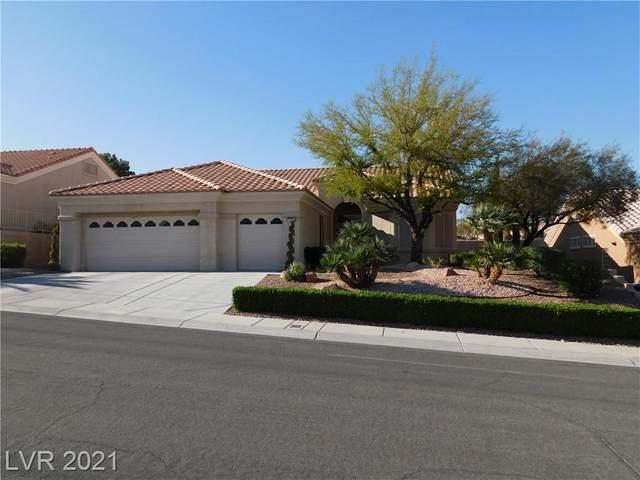 10708 Dover Creek Avenue, Las Vegas, NV 89134 (MLS #2287081) :: Custom Fit Real Estate Group