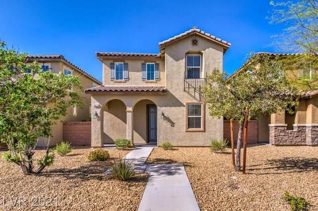 8612 Rowland Bluff Avenue, Las Vegas, NV 89178 (MLS #2287082) :: Lindstrom Radcliffe Group