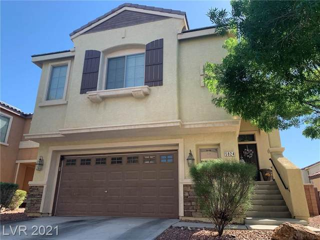5824 Gold Horizon Street, North Las Vegas, NV 89031 (MLS #2287094) :: The Mark Wiley Group | Keller Williams Realty SW