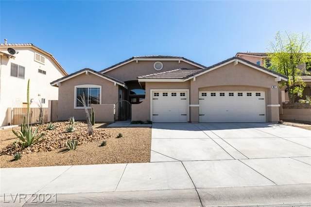 9617 Windom Point Avenue, Las Vegas, NV 89129 (MLS #2287096) :: Vestuto Realty Group