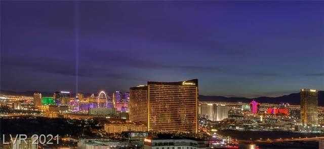2877 Paradise Road Ph3302, Las Vegas, NV 89109 (MLS #2287099) :: ERA Brokers Consolidated / Sherman Group