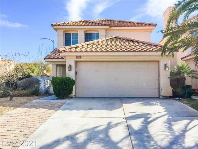 8301 Monico Valley Court, Las Vegas, NV 89128 (MLS #2287105) :: Custom Fit Real Estate Group