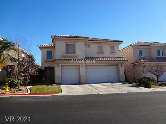 3874 Palm Island Court, Las Vegas, NV 89147 (MLS #2287107) :: Custom Fit Real Estate Group