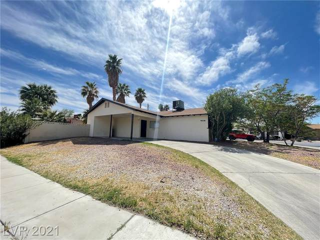 3169 Westfield Circle, Las Vegas, NV 89121 (MLS #2287112) :: ERA Brokers Consolidated / Sherman Group
