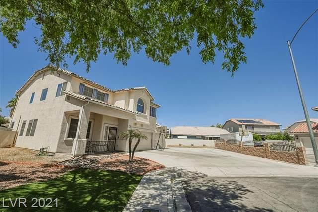 1363 Villa Park Court, Las Vegas, NV 89110 (MLS #2287128) :: Lindstrom Radcliffe Group