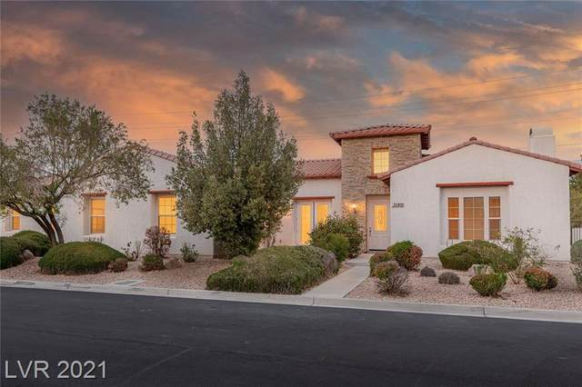 3140 Darby Gardens Court, Las Vegas, NV 89146 (MLS #2287135) :: Vestuto Realty Group