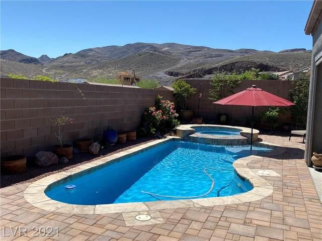216 Palmetto Pointe Drive, Henderson, NV 89012 (MLS #2287141) :: Signature Real Estate Group
