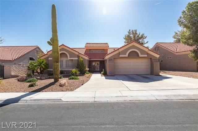 2824 Crown Ridge Drive, Las Vegas, NV 89134 (MLS #2287157) :: Billy OKeefe | Berkshire Hathaway HomeServices