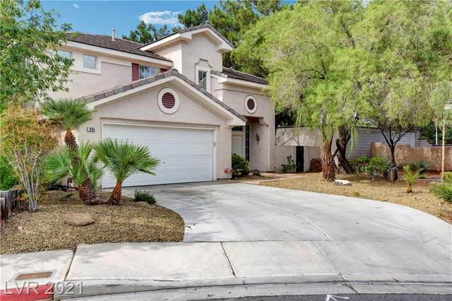1984 Thunder Ridge Circle, Henderson, NV 89012 (MLS #2287161) :: Signature Real Estate Group