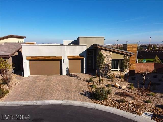 6208 Willow Rock Street, Las Vegas, NV 89135 (MLS #2287179) :: Jeffrey Sabel