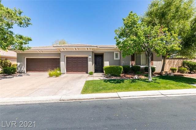 46 Desert Highlands Drive, Henderson, NV 89052 (MLS #2287183) :: Signature Real Estate Group