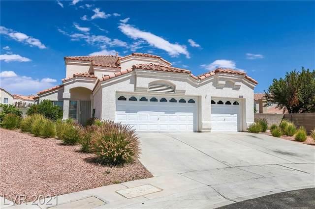 4840 Villa Elisa Circle, North Las Vegas, NV 89031 (MLS #2287186) :: Signature Real Estate Group