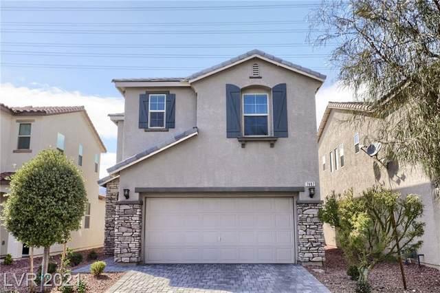 7887 Shoreline Ridge Court, Las Vegas, NV 89166 (MLS #2287195) :: Kypreos Team