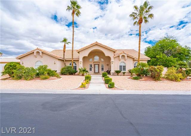 8810 Washburn Road, Las Vegas, NV 89149 (MLS #2287200) :: Team Michele Dugan