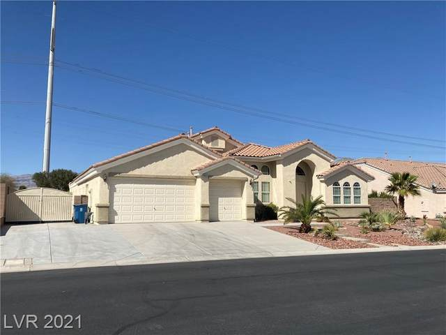 8344 Lovers Knot Court, Las Vegas, NV 89131 (MLS #2287204) :: The Mark Wiley Group | Keller Williams Realty SW
