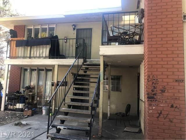 3381 Brussels Street, Las Vegas, NV 89169 (MLS #2287210) :: Custom Fit Real Estate Group