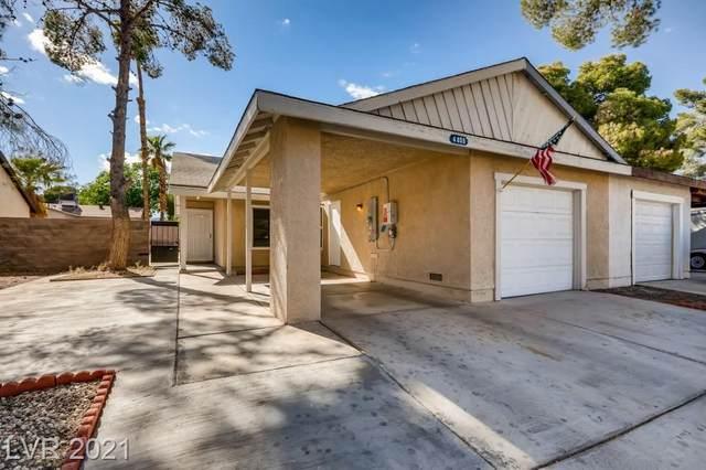 4855 Woodlake Avenue, Las Vegas, NV 89147 (MLS #2287213) :: Vestuto Realty Group