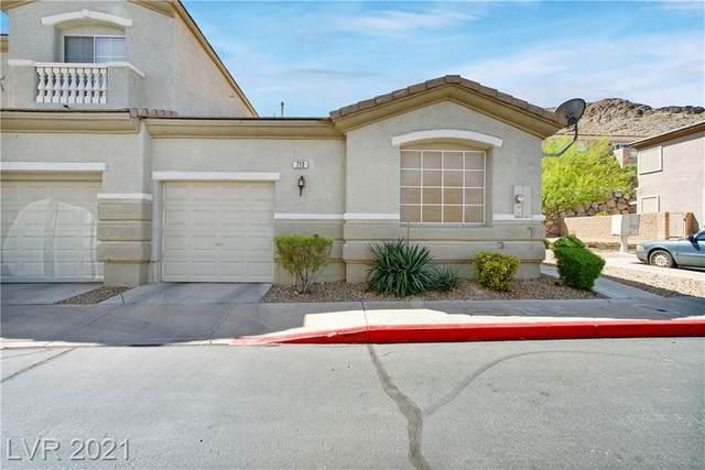 713 Principle Point Avenue, Henderson, NV 89012 (MLS #2287241) :: Signature Real Estate Group