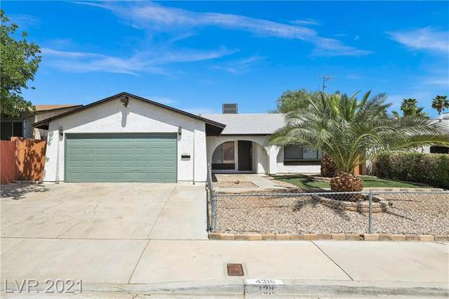 4316 Chafer Drive, Las Vegas, NV 89121 (MLS #2287255) :: Kypreos Team