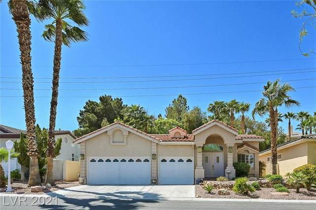 3395 Tiara Point Circle, Las Vegas, NV 89146 (MLS #2287256) :: Vestuto Realty Group
