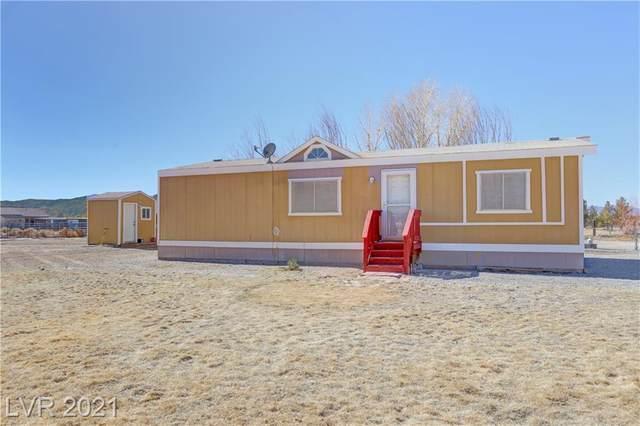 4341 Mary Lou Street, Pahrump, NV 89061 (MLS #2287263) :: Custom Fit Real Estate Group