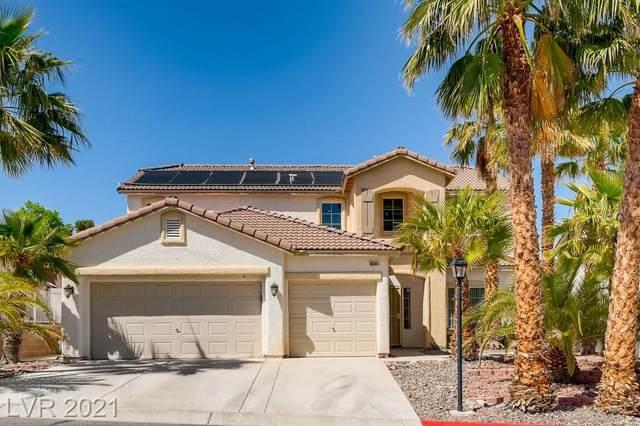 10644 Yarmouth Key Court, Las Vegas, NV 89129 (MLS #2287267) :: Custom Fit Real Estate Group