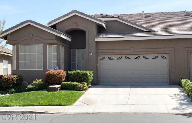 385 Cascade Mist Avenue, Las Vegas, NV 89123 (MLS #2287269) :: The Perna Group