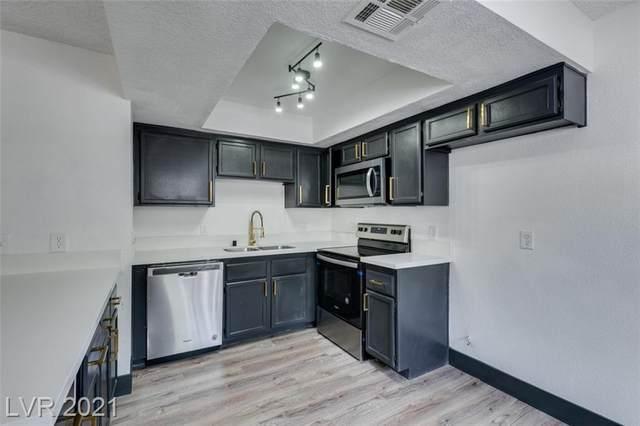 7936 Decker Canyon Drive #102, Las Vegas, NV 89128 (MLS #2287279) :: Vestuto Realty Group