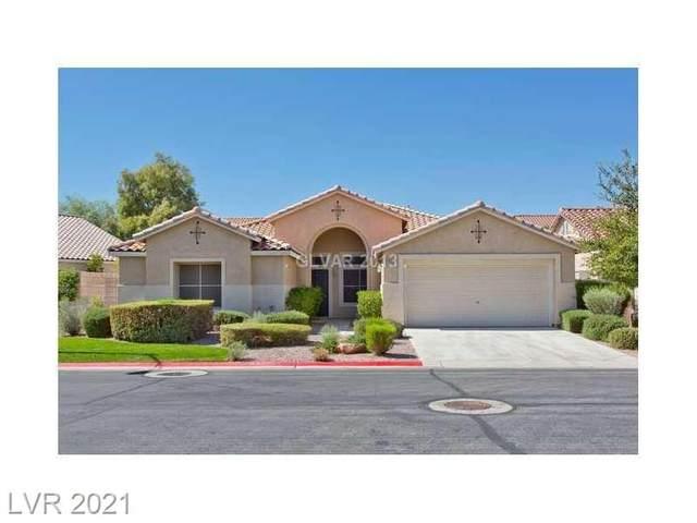 2869 Matese Drive, Henderson, NV 89052 (MLS #2287312) :: Signature Real Estate Group