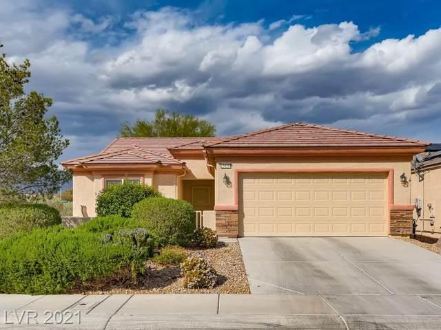 2424 Great Auk Avenue, North Las Vegas, NV 89084 (MLS #2287317) :: Team Michele Dugan