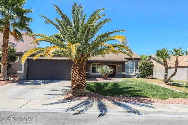 265 Timber Hollow Street, Henderson, NV 89012 (MLS #2287319) :: Signature Real Estate Group