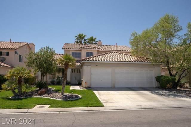 303 Barletta Avenue, Las Vegas, NV 89123 (MLS #2287324) :: The Perna Group