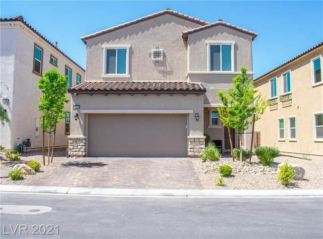 11539 Monte Isola Street, Las Vegas, NV 89141 (MLS #2287330) :: Billy OKeefe   Berkshire Hathaway HomeServices